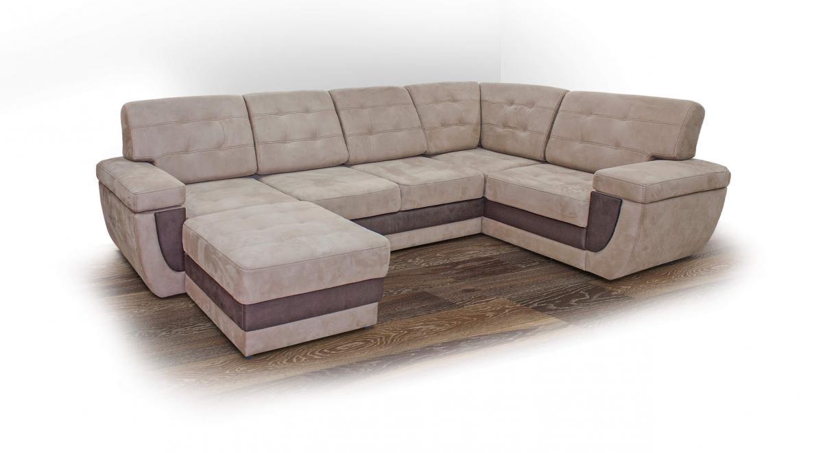 Угловой модульный диван Барселона